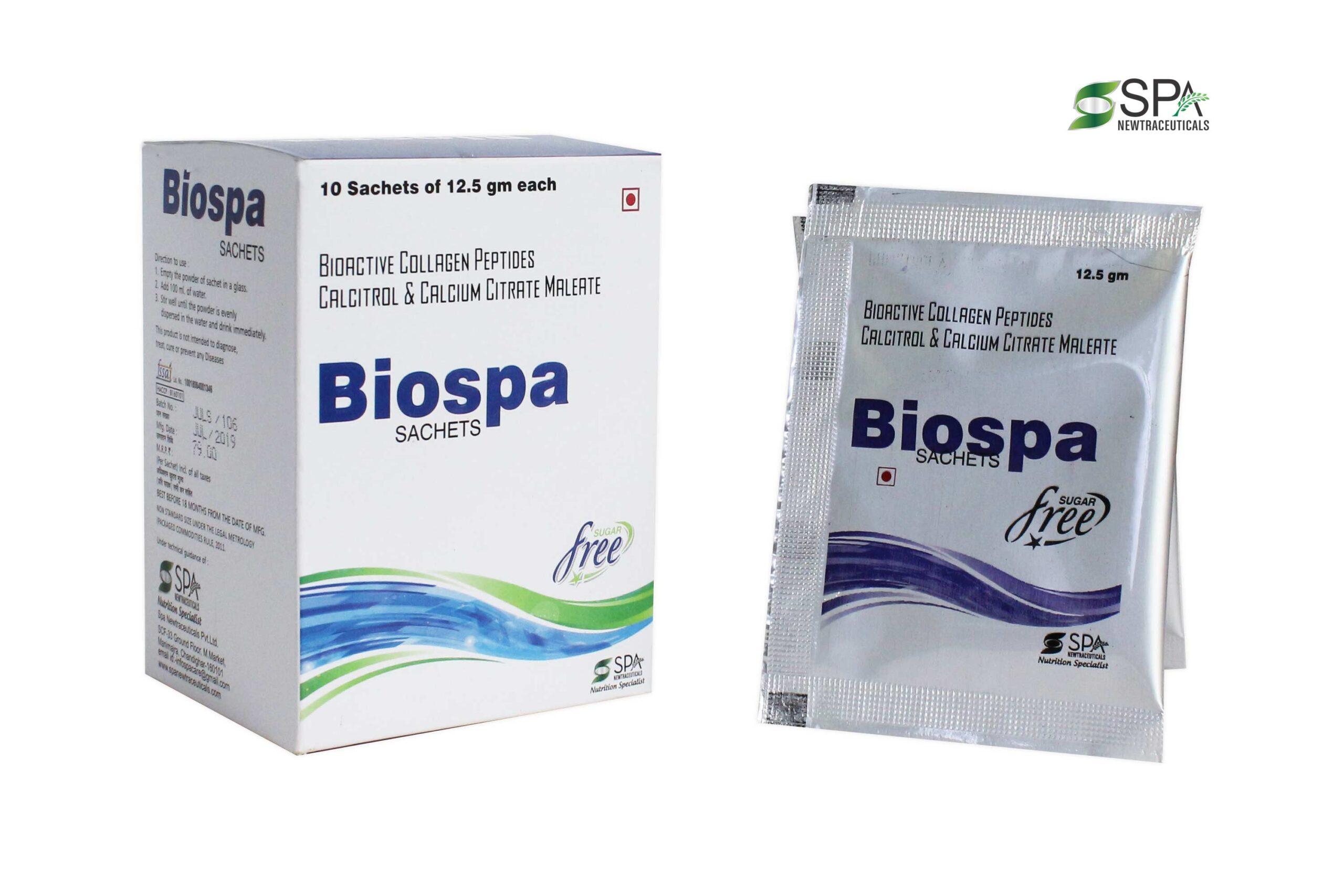 Biospa-sachets