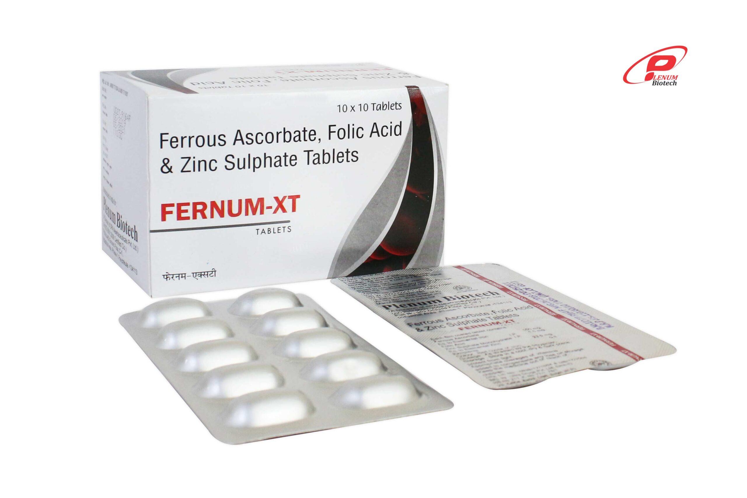 Fernum-XT tablets