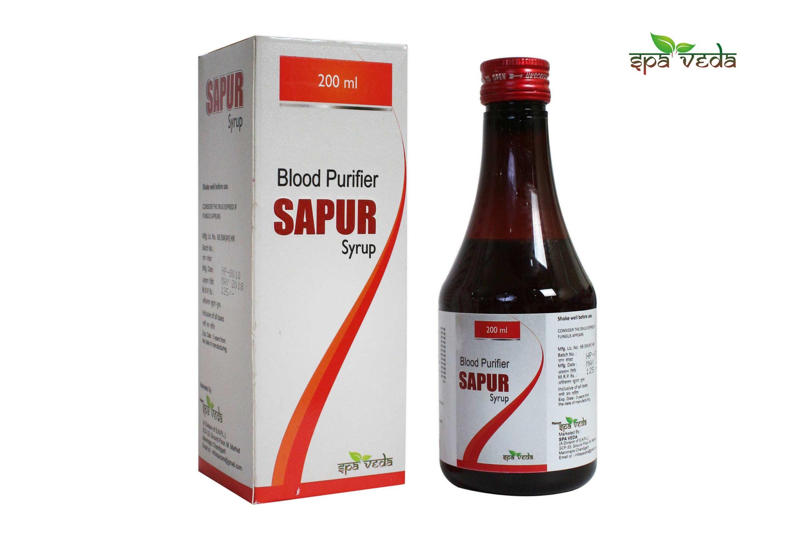 Sapur-Syrup